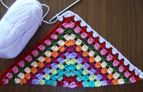 a-2nd-granny-shawl-wip1