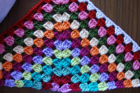 a-2nd-granny-shawl-wip2
