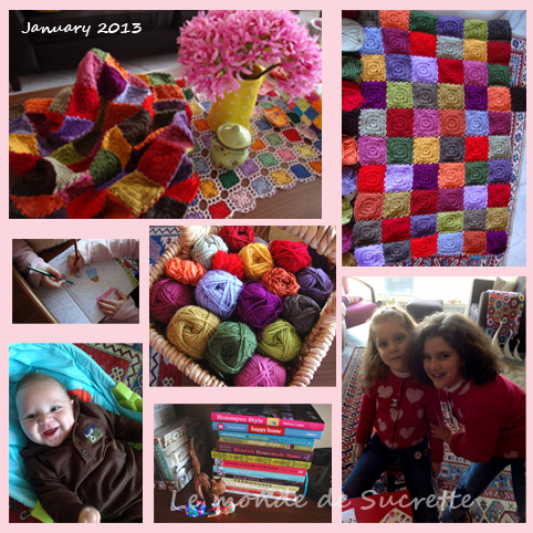 A year in review – Part1: January – February – March 2013