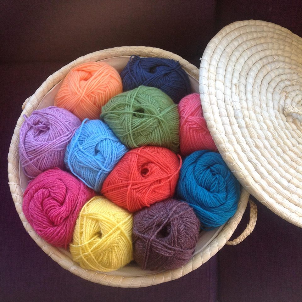 new yarn love